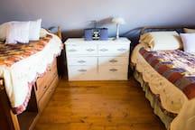 Empty dresser for rentors