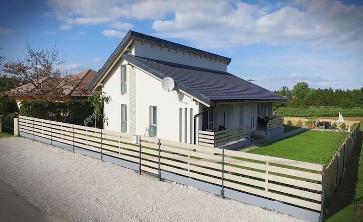 house for 6+2 persons in Balatonberény R97968