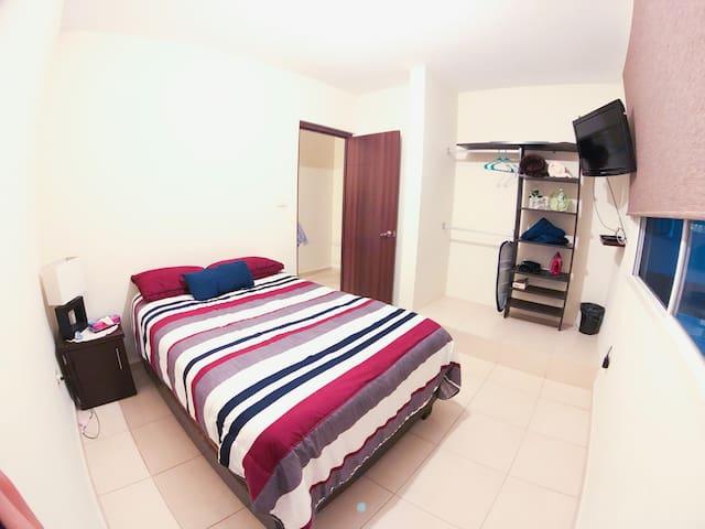 Habitación Privada en Residencial SLP