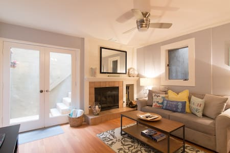 Adorable Del Mar Beach Apartment - Del Mar