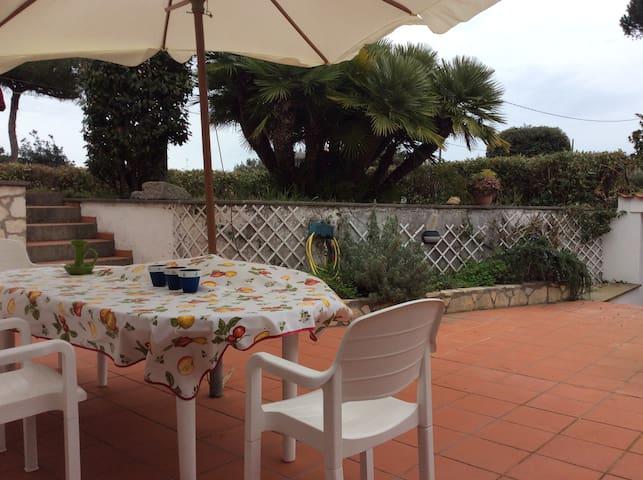 Riservato alloggio 50metri dal mare - San Felice Circeo - Dom