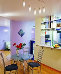 Colorful apartment - Varna