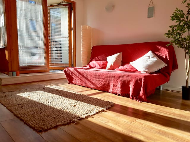 Central & modern 1 Bed Apt in Dublin 1!