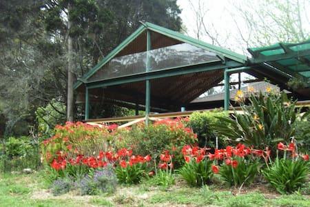 Quiet 2 bedroom Rainforest Retreat Mt Tamborine - Tamborine Mountain