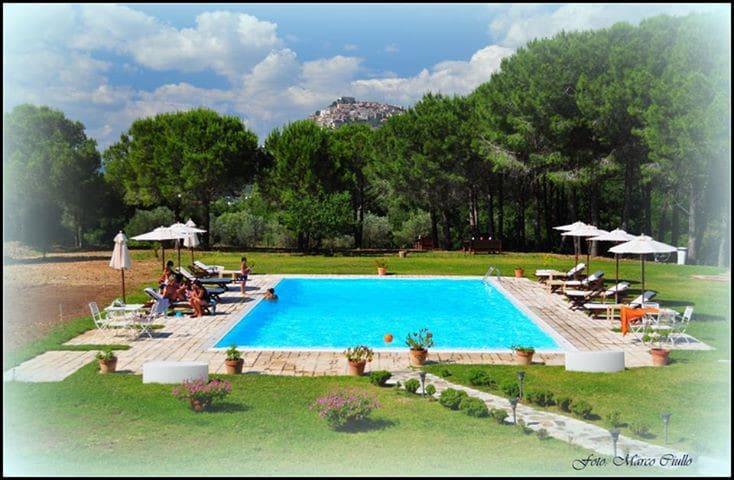 Villa Cenito - Castellabate - Wohnung