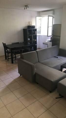 Appartement  spacieux , dans résidence privée (T2)