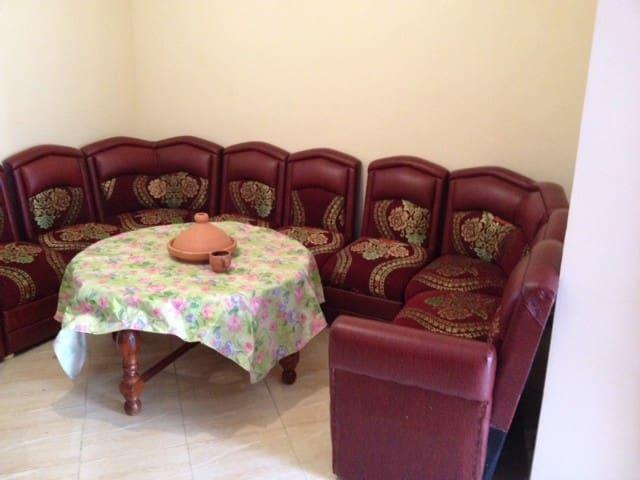 Belle Appartement a Sidi-Rahal chatai