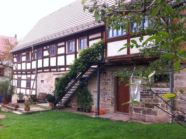 Ferienwohnung im Orth`schen Gut - Kreischa - Wohnung