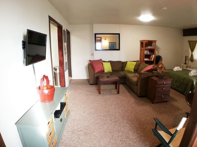 Sunset Suite, Dryside Waimea, Big Island - Waimea - Apartment