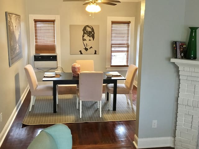 Charming and comfortable 2Br in Museum District