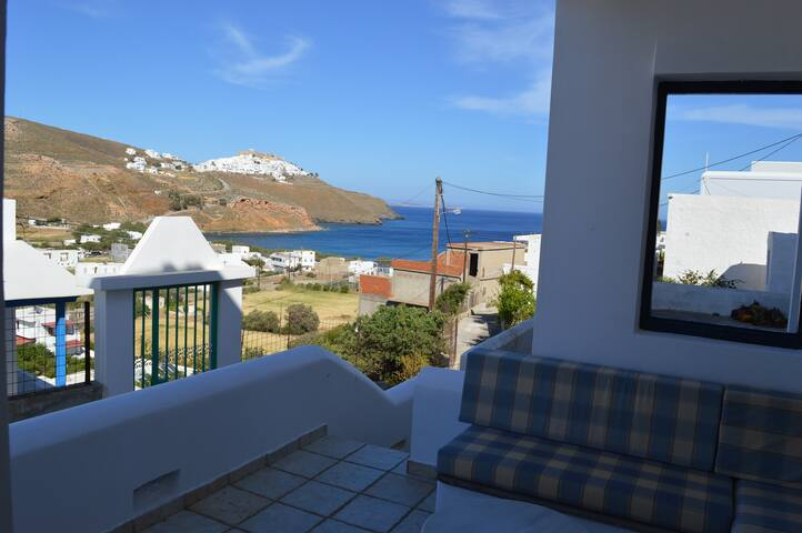 Astypalaia house with special view - Astipalea - Дом