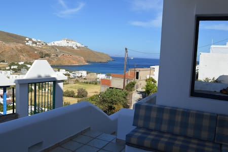 Astypalaia house with special view - Talo