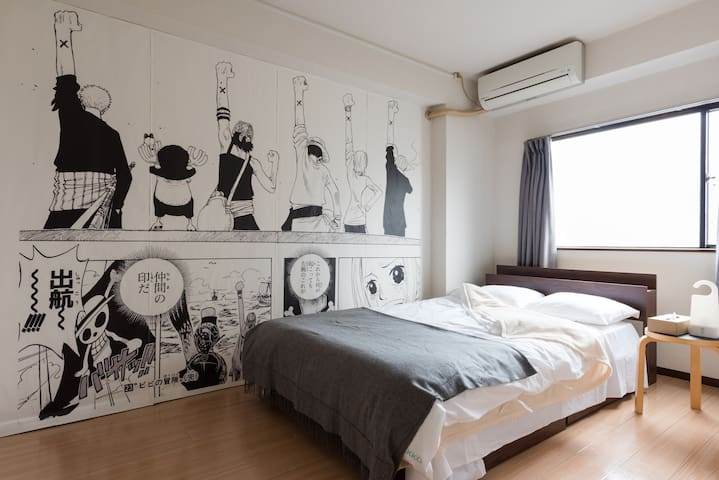 1minJR 2BR Nearby UENO ASAKUSA - Taitō-ku - Apartment
