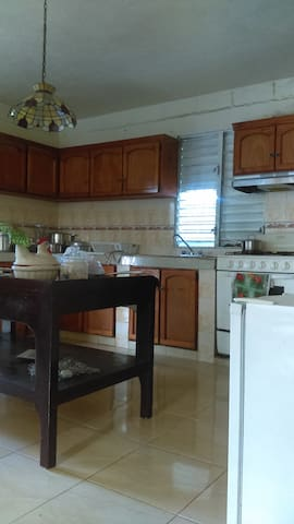 Alojate junto a familia Dominicana en Punta Cana - Punta Cana - Casa