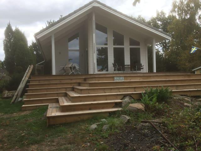 Skärgårdsidyll på ö, Blekinge skärgård - Ronneby - Saari