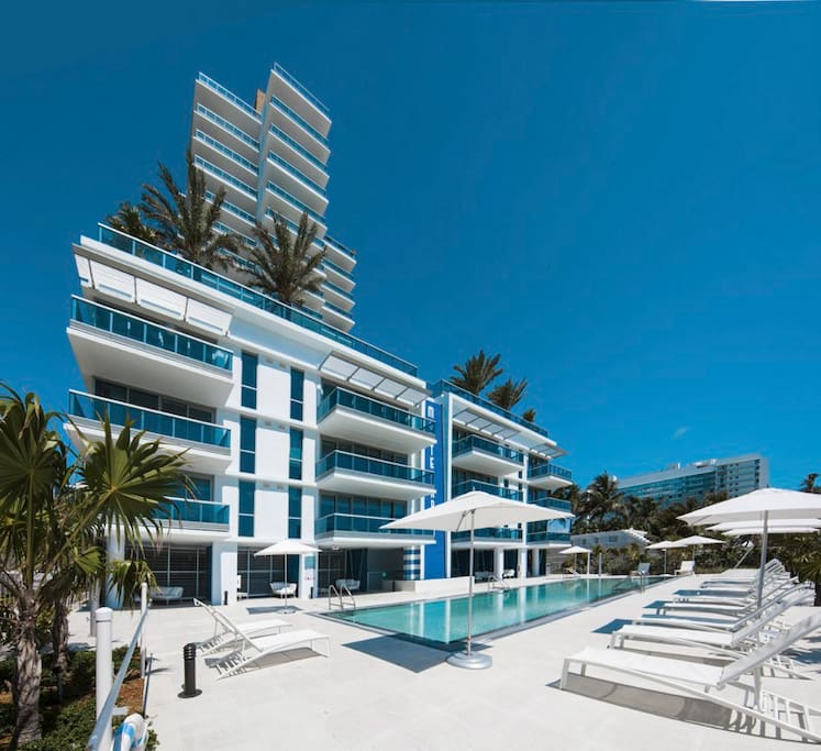 Apartments For Rent In Miami Beach: LUXURY 1BR OCEAN VIEW COLLINS AVE MONTE CARLO