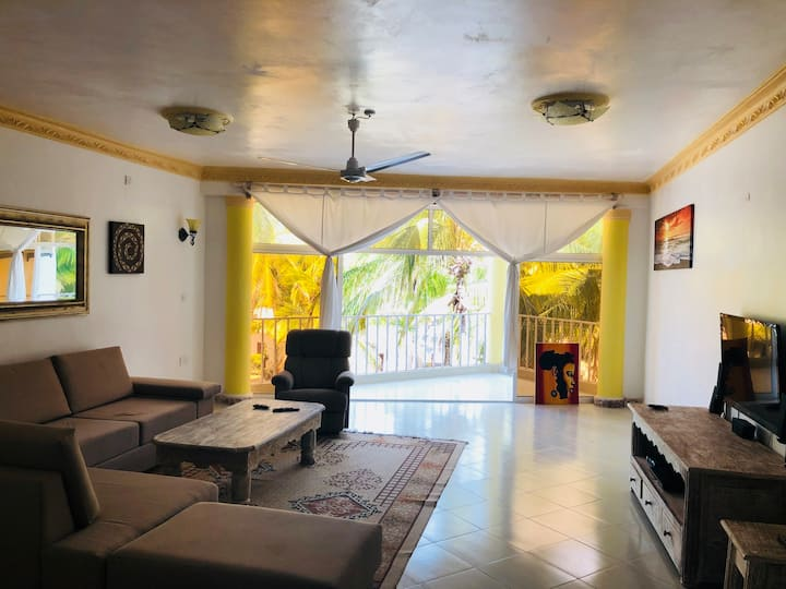 Malindi Beachfront Apartment
