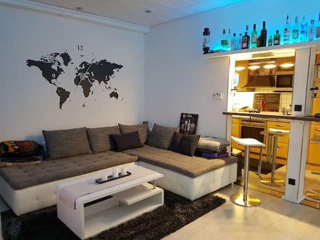 Zentrales Zimmer in Wuppertal