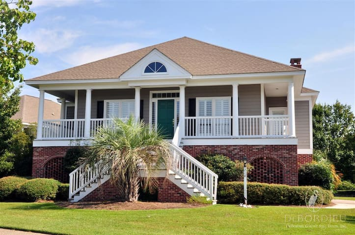 Lovely Marsh Lake Villa with Pool and lake views, just a short drive to the Beach Club  Blythe
