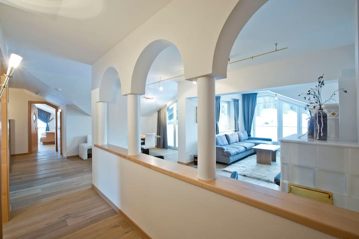 Luxus Penthaus 110m2 - Gerlos - Lejlighed
