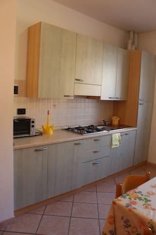 """""""Un'ospitalità familiare, tra natura,mare e cielo"""" - Tovo San Giacomo - Apartment"""