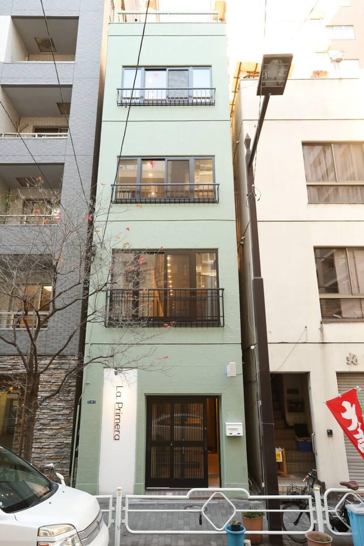 日本橋ウィークリーマンスリー301Nihonbashi Weekly&Monthlly Rental