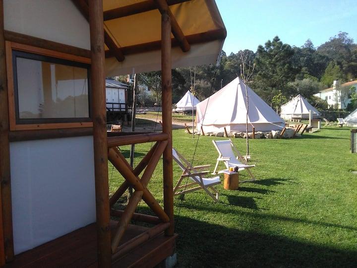 Glamping Tent 3 & Safari Tent - Nature on Beach
