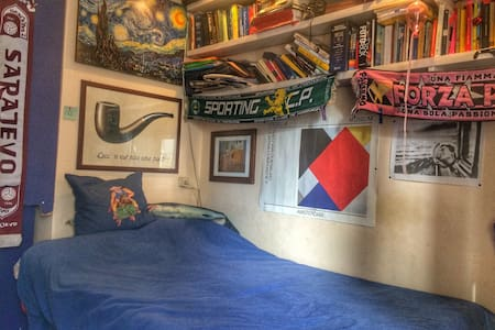 Cozy Colorful Room  (with Balcony) Posillipo - Neapol