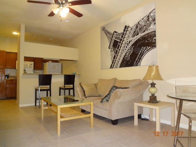 Texas Medical Center - 2 Bedroom 1 Bathroom - 5L