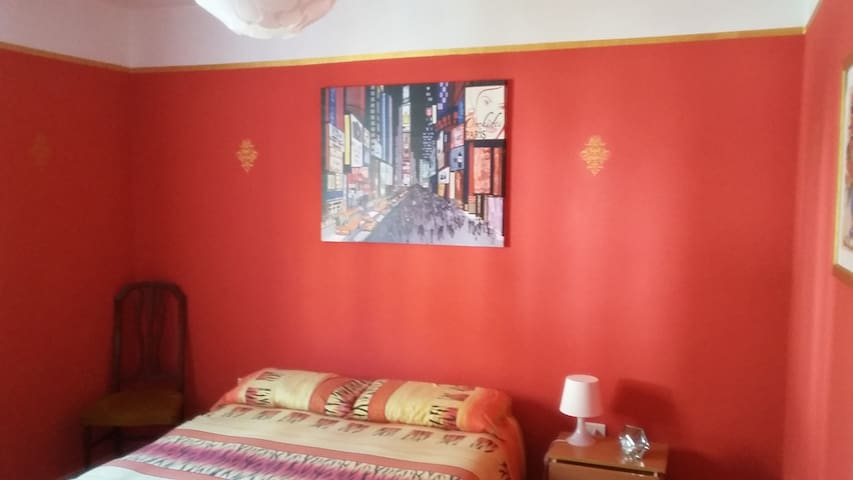 Zimmer nahe der Innenstadt - San Sebastián de La Gomera - Rumah