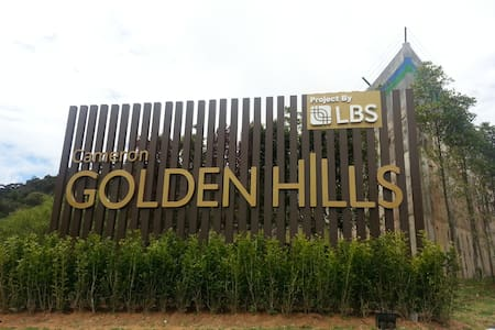 My Holiday Home @ Golden Hills, Cameron Highland - Daire
