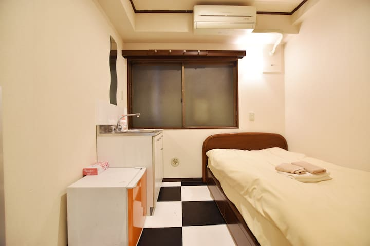 16★CENTRAL IKEBUKURO,Good Access to all Tokyo|