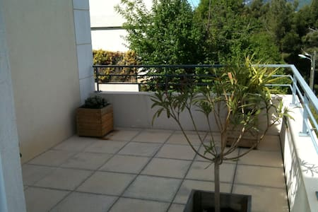 Calme et détente à 20 minutes du centre ville Nice - Colomars - Haus