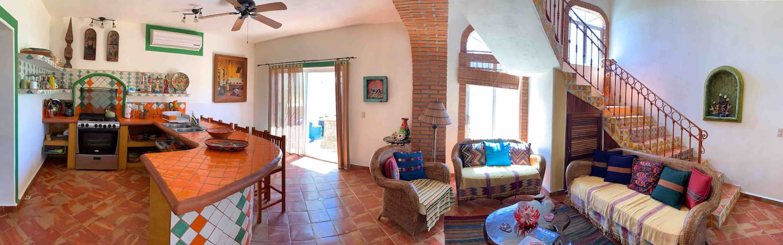 Casa de Coneja- Beautiful Mexican Home- Punta Mita