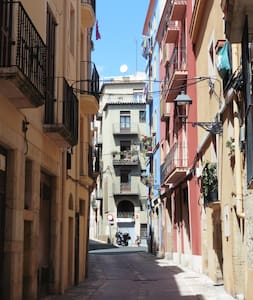 Beautiful apt Tarragona old town, great location! - Tarragona - Lejlighed