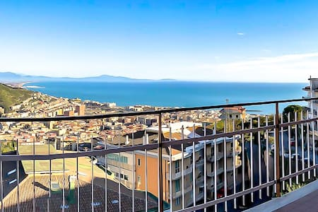 ❋ Panoramic Apartment ❋  Salerno • sea view