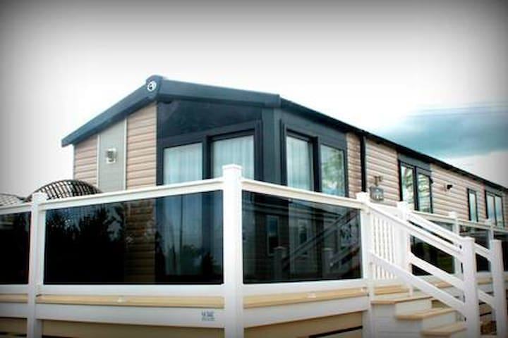 Seton Sands Luxury Caravan Rental