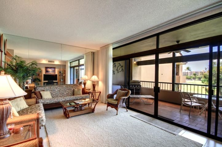 Beautifully Furnished 2 Bedrm w/ Golf Views #D-201 - Lahaina - House