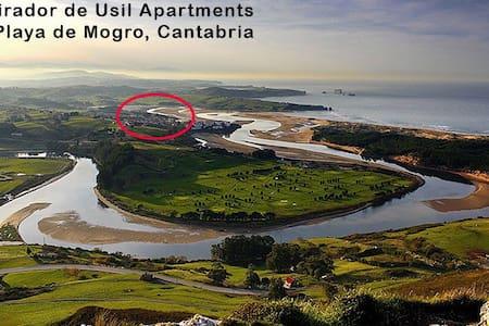 Apartamento junto al mar - Mogro