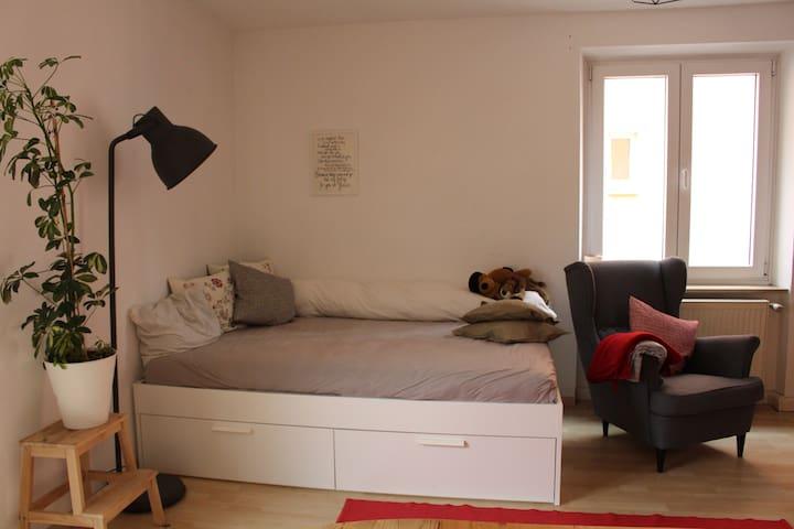 kleines & gemütliches Zimmer in Grombühl