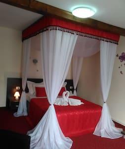 Cameră Queen dublă cu balcon - Bran - Villa