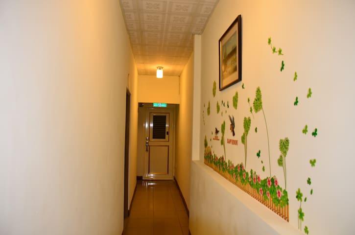 陽光13號雙人套房 - Shoufeng Township - Haus