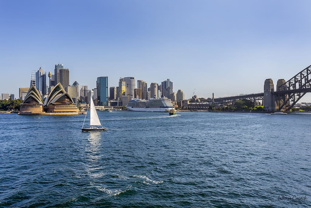 OUR GORGEOUS SYDNEY HARBOUR