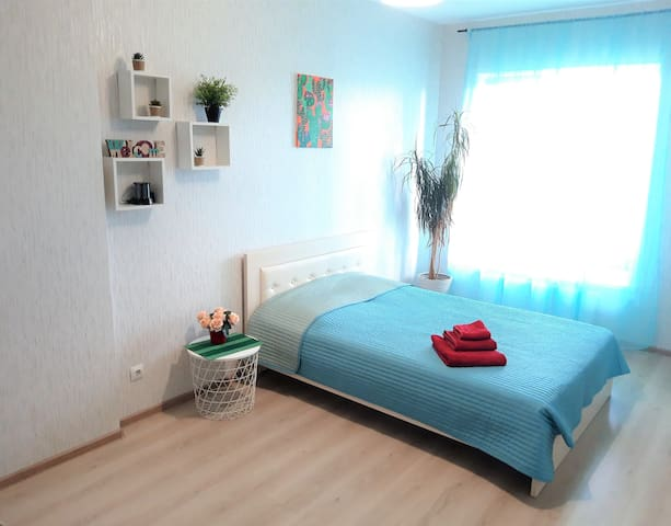 Уютные апартаменты в центре Перми ЖК  Гулливер
