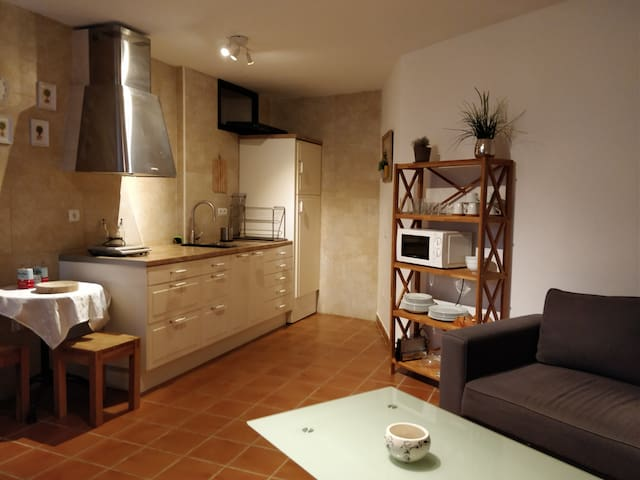 Lovely studio close to the beach