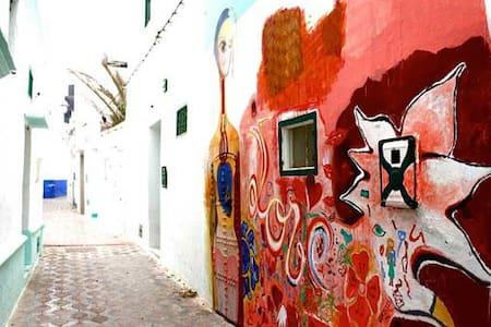 Casa Love (Medina) - 阿爾西拉(Asilah)
