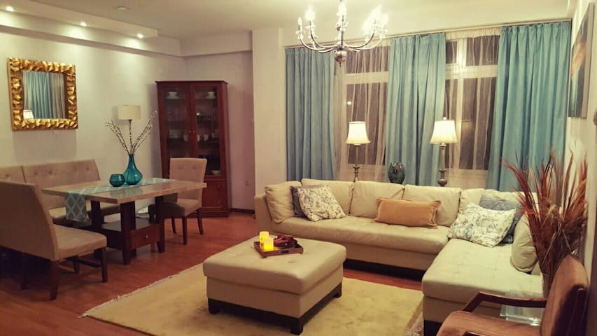 Luxury Self Catering Apartment - Addis Ababa