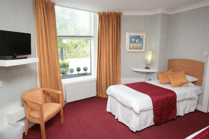 Single Rooms in Glasgow's vibrant West End