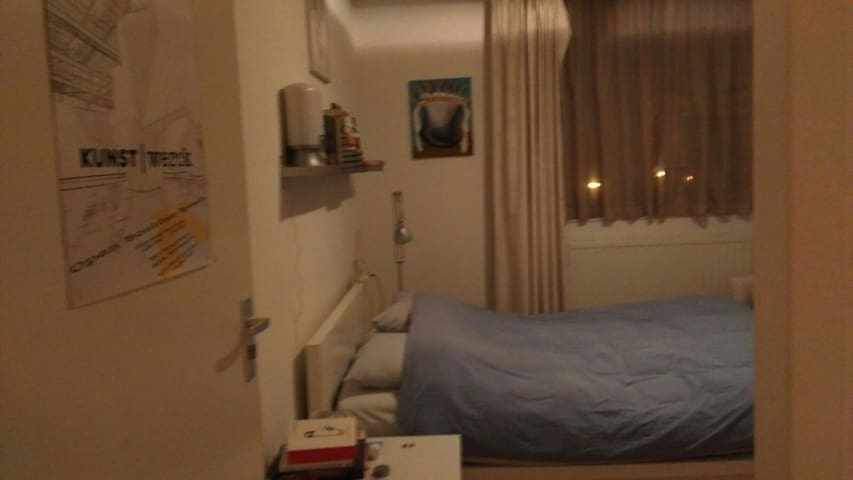 Cozy Room in Diemen, 20  min. away from Amsterdam