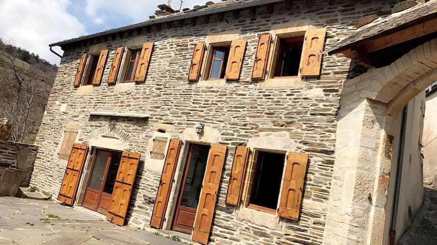 Belle maison de caractère - Sainte-Hélène - Huis